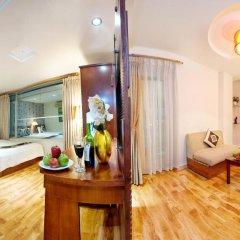 Eden Garden Hotel 3* Семейный люкс с двуспальной кроватью фото 7