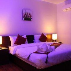 Отель Palm Inn 2* Улучшенный номер с различными типами кроватей фото 4