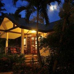 Отель Coco Palm Beach Resort 3* Бунгало с различными типами кроватей фото 8