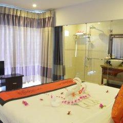 Отель Botanic Garden Villas 3* Номер Делюкс с различными типами кроватей фото 5
