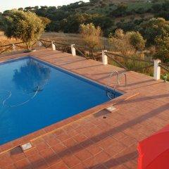 Отель Casa Monte dos Amigos бассейн фото 3