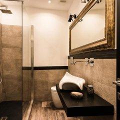 Отель Trevi & Pantheon Luxury Rooms Италия, Рим - отзывы, цены и фото номеров - забронировать отель Trevi & Pantheon Luxury Rooms онлайн ванная