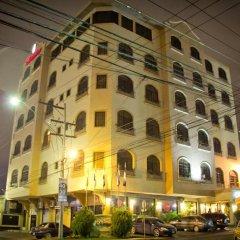 Hotel Monteolivos вид на фасад фото 3