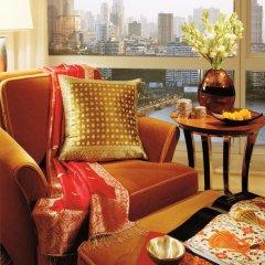 Four Seasons Hotel Mumbai 5* Представительский люкс с различными типами кроватей фото 13