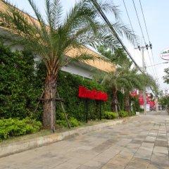 Отель Friend's House Resort парковка
