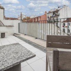 Апартаменты LxWay Apartments Bairro Alto/Chiado балкон