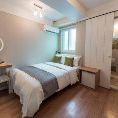 Hotel QB Seoul Dongdaemun 2* Стандартный номер с двуспальной кроватью фото 2