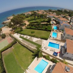 Отель Shaye Frontline Villa Кипр, Протарас - отзывы, цены и фото номеров - забронировать отель Shaye Frontline Villa онлайн балкон
