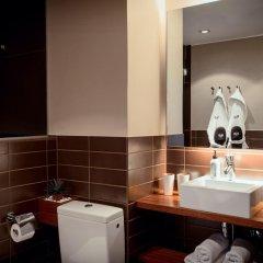 GLO Hotel Helsinki Kluuvi 4* Номер категории Эконом с различными типами кроватей фото 4