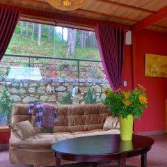 Отель Zen Cafe Lakeside Далат комната для гостей фото 2