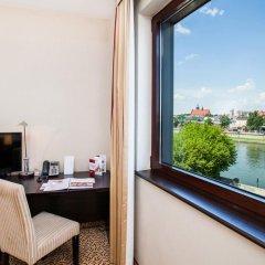Qubus Hotel Krakow 4* Стандартный номер фото 9