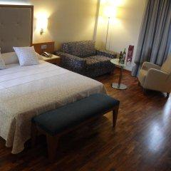 Отель Santa Cecilia 4* Стандартный номер фото 4