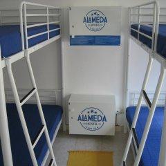 Alameda Hostel Кровать в общем номере с двухъярусной кроватью фото 5