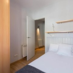 Отель Flaugier Испания, Барселона - отзывы, цены и фото номеров - забронировать отель Flaugier онлайн комната для гостей фото 2