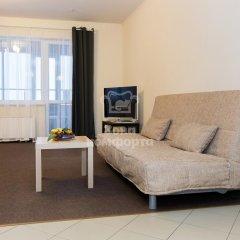 Гостиница Зона Комфорта Улучшенная студия с различными типами кроватей фото 10