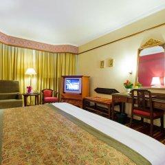 The Empress Hotel Chiang Mai 4* Улучшенный номер с различными типами кроватей фото 3