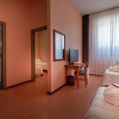 Отель Villa Eur Parco Dei Pini 3* Стандартный номер с различными типами кроватей фото 4