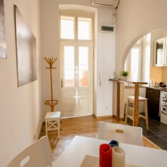 Отель Knez Mihailova Apartment Сербия, Белград - отзывы, цены и фото номеров - забронировать отель Knez Mihailova Apartment онлайн комната для гостей фото 2
