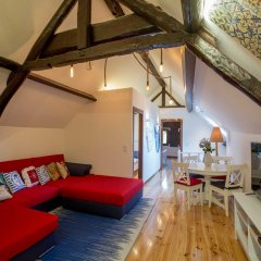 Отель Ribeira flats mygod 4* Апартаменты разные типы кроватей фото 3