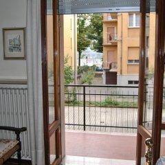 Отель Lombardi Ramazzini Парма балкон