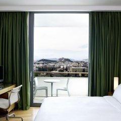 Отель Hilton Athens 5* Стандартный номер разные типы кроватей