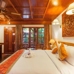 Отель Tropica Bungalow Resort 3* Стандартный номер с различными типами кроватей фото 7