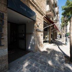 Отель Jerusalem Inn Иерусалим парковка