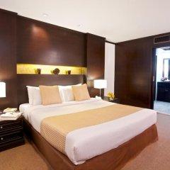 King Park Avenue Hotel 4* Представительский люкс с различными типами кроватей