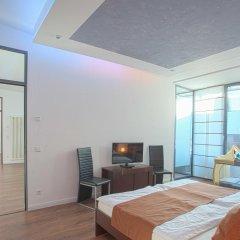 Отель Lodge-Leipzig 4* Апартаменты с различными типами кроватей фото 8