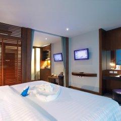 Отель Mai Khao Lak Beach Resort & Spa 4* Люкс повышенной комфортности с различными типами кроватей фото 6
