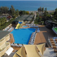 Akin Paradise Hotel бассейн фото 3