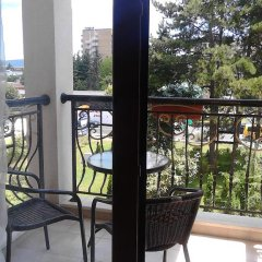 Отель Harmony Palace Apartcomplex Солнечный берег балкон