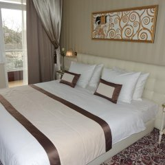 Baltic Beach Hotel & SPA 5* Балтийский люкс разные типы кроватей фото 8
