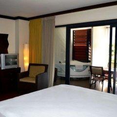 Отель Pacific Studio by Tahiti Homes Французская Полинезия, Аруе - отзывы, цены и фото номеров - забронировать отель Pacific Studio by Tahiti Homes онлайн комната для гостей фото 2