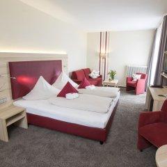 Concorde Hotel Am Leineschloss 3* Стандартный номер с различными типами кроватей фото 2