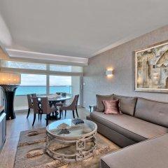 Отель Divani Apollon Palace & Thalasso 5* Люкс повышенной комфортности с различными типами кроватей