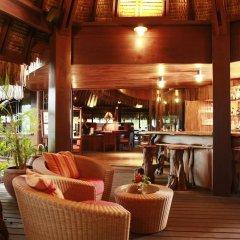 Отель Sofitel Bora Bora Private Island гостиничный бар