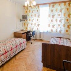 Pulkovo Hotel 2* Кровати в общем номере с двухъярусными кроватями
