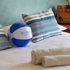 Riviera Mare Beach Life Hotel 3* Стандартный номер с различными типами кроватей фото 17