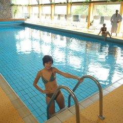 Hotel Zebru Стельвио бассейн