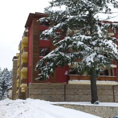 Апартаменты Eliza Apartment Sequoia Боровец парковка