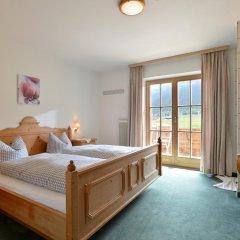 Отель Pension Edelweiss Австрия, Зёлль - отзывы, цены и фото номеров - забронировать отель Pension Edelweiss онлайн комната для гостей фото 3