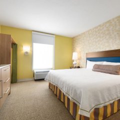 Отель Home2 Suites by Hilton Cleveland Beachwood 2* Люкс разные типы кроватей фото 2
