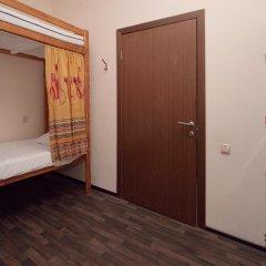 Kazan Hostel Кровать в общем номере с двухъярусной кроватью фото 4
