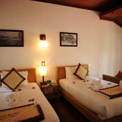 Отель Vinh Hung Riverside Resort & Spa 3* Номер Делюкс с различными типами кроватей фото 8