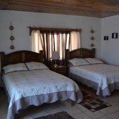 Hotel Doña Crucita 2* Стандартный семейный номер с двуспальной кроватью