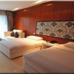 Отель Marsi Pattaya Стандартный номер с 2 отдельными кроватями