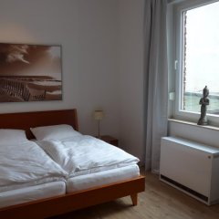 Отель Appartement Pempelfort Германия, Дюссельдорф - отзывы, цены и фото номеров - забронировать отель Appartement Pempelfort онлайн комната для гостей фото 3