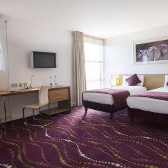 Louis Fitzgerald Hotel 4* Стандартный номер с 2 отдельными кроватями фото 3