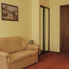 Гостиница Акапелла комната для гостей фото 4